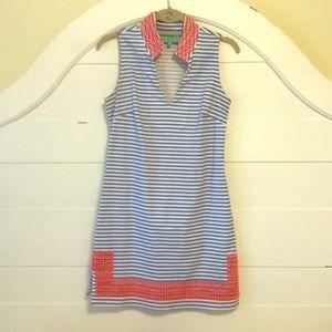 Sail to Sable Nautical Dress.  NWT!